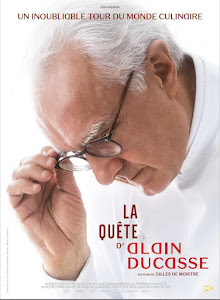 The Quest of Alain Ducasse Poster