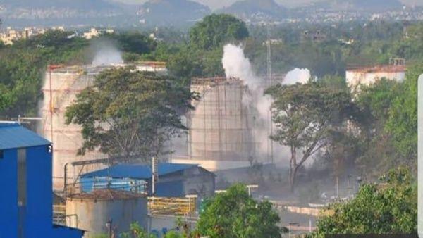 Fuga de gas tóxico deja al menos siete muertos en India