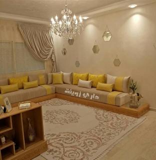 تعرف على أسرار أناقة الصالونات المغربية 2020/salons marocain