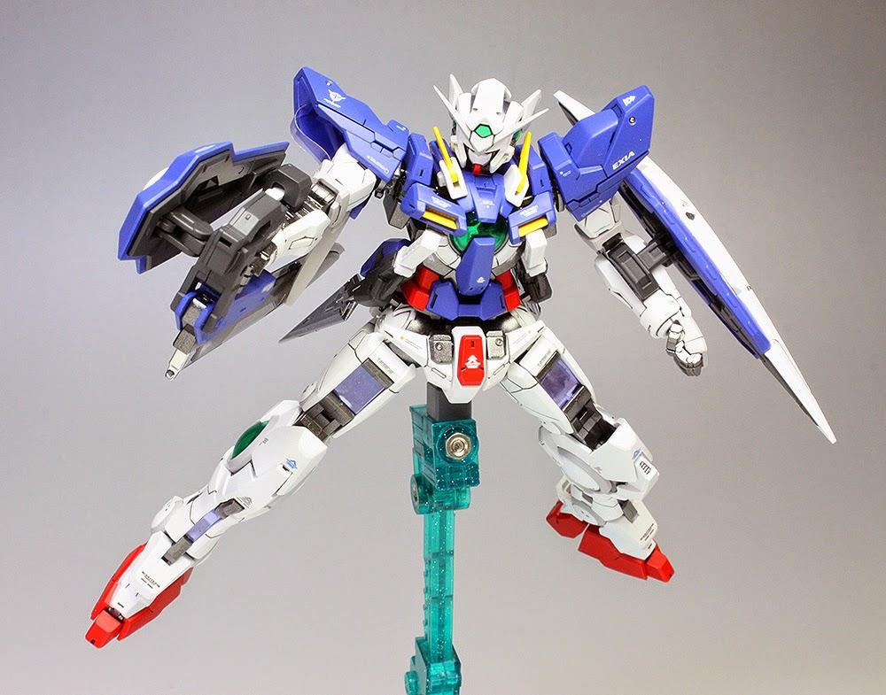 gundam exia hg - 1000×785