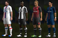 Season 2016-2017 Kits Pack