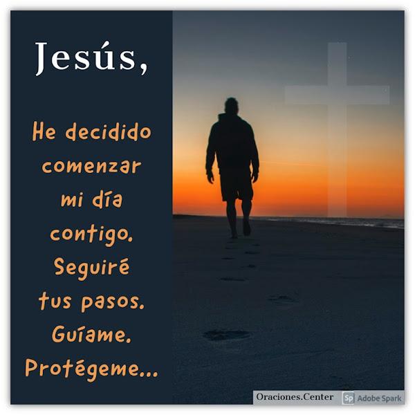 Oración Comenzando el Día con Jesús