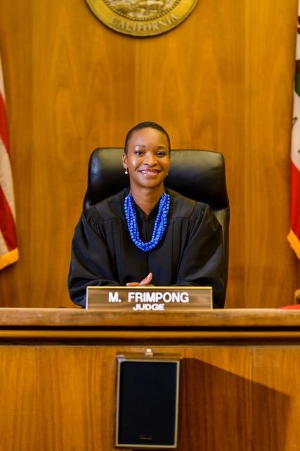 Meet Maame Ewusi-Mensah Frimpong, The Ghanaian Nominated By Joe Biden As District Court Of California Judge