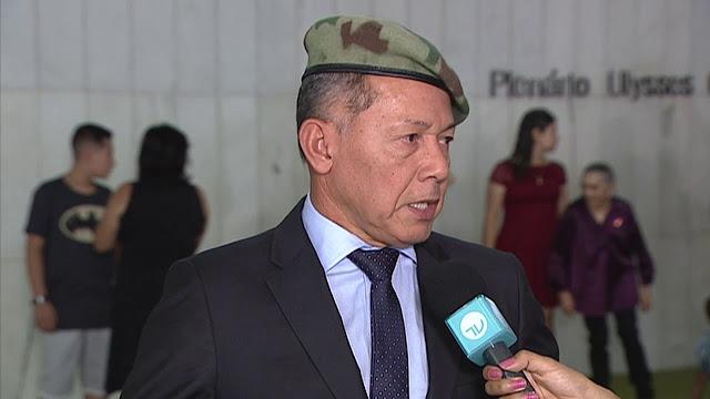 Coronel Chrisóstomo quer dobrar punição para o crime de corrupção de menores