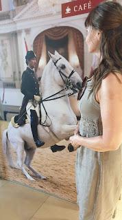 wien, riitta kosonen, riitta reissaa, horsexplore, spanish riding school, espanjalainen ratsastuskoulu