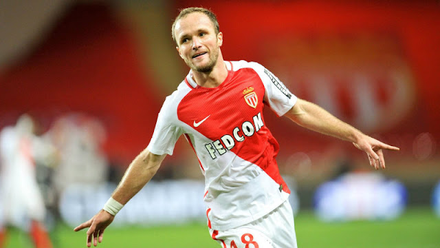Valère Germain a marqué un doublé face à Marseille