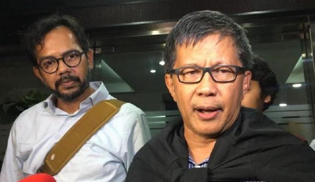 Rocky Gerung Diminta Angkat Kaki dari Lahan Sentul City, Haris Azhar Bertindak