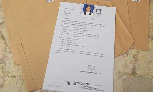Gambar untuk Contoh Surat Lamaran Kerja Yang Baik dan Benar dan Tips Cara Membuatnya