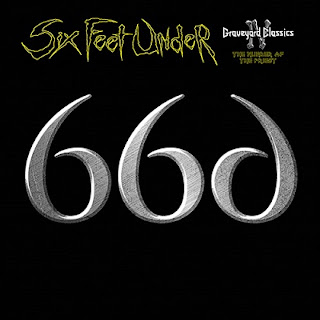 Six Feet Under - Graveyard Classics IV: The Number of the Priest (Album Lyrics), Side A - Side A: Judas Priest, Six Feet Under - Night Crawler Lyrics, Six Feet Under - Starbreaker Lyrics, Six Feet Under - Genocide Lyrics, Six Feet Under - Invader Lyrics, Six Feet Under - Never Satisfied Lyrics, Side B - Side B: Iron Maiden, Six Feet Under - Murders in the Rue Morgue Lyrics, Six Feet Under - Prowler Lyrics, Six Feet Under - Flash of the Blade Lyrics, Six Feet Under - The Evil That Men Do Lyrics, Six Feet Under - Stranger in a Strange Land Lyrics, Six Feet Under - Total Eclipse Lyrics