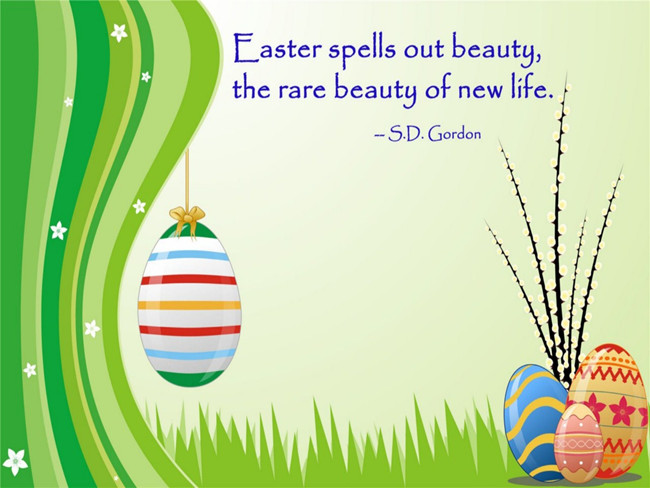 Easter Eggs Are Emblematic Of Resurrection For Christian Community And Also Decorated Egg Hunting Have Become Important Activities In
