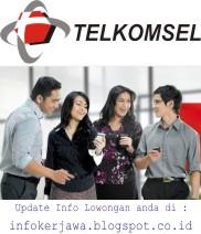 Lowongan Kerja PT Telkomsel