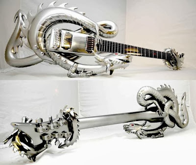 Creative Guitars and Unique Guitar Designs (15) 8