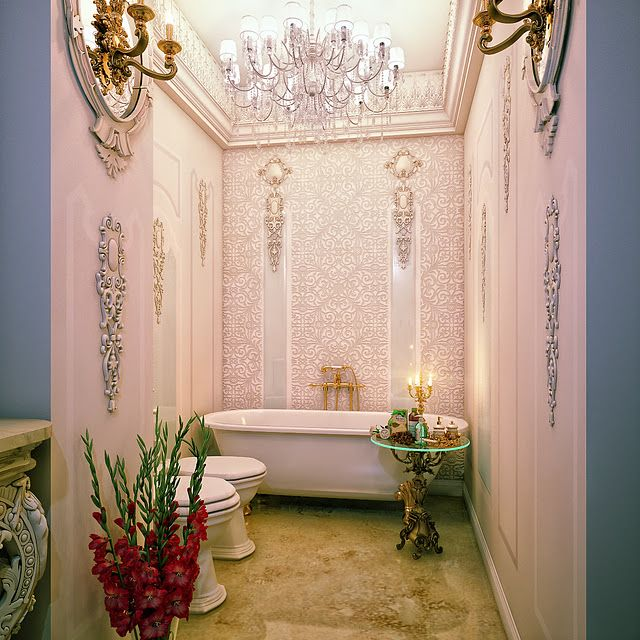 3d Design Of Bathroom