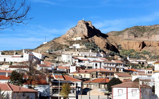 Gorafe. Granada