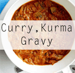 Vegetarian Recipes - Curry