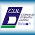 Sorteio da promoção do dia dos Pais da CDL de Ibicaré aconteceu na manhã de hoje