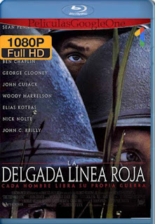 La Delgada Linea Roja [1998] [1080p BRrip] [Latino-Inglés] [GoogleDrive] RafagaHD