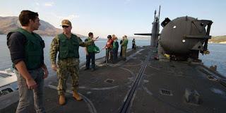 Έτσι απαντούν οι ΗΠΑ στη Ρωσία: Πυρηνικό υποβρυχίο περιπολεί στην Αν. Μεσόγειο (ΒΙΝΤΕΟ)