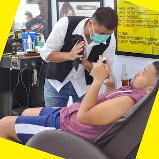 Service Giovani Barbershop