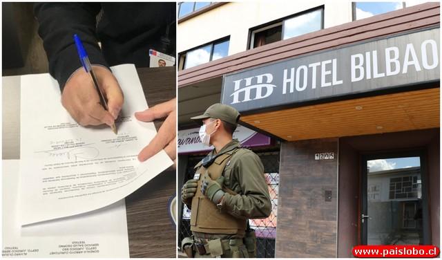 Osorno: traspaso administrativo de residencias sanitarias a Seremi de Salud😷