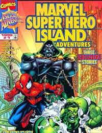 Marvel Super Hero Island Adventures