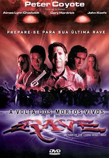A Volta dos Mortos Vivos: Rave - DVDRip Dublado