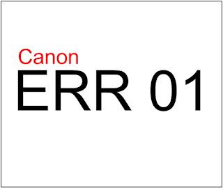 Memperbaiki kamera DSLR err 01 faulty communication