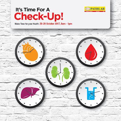 Pathlab Health Screening Check Up Discount Promo