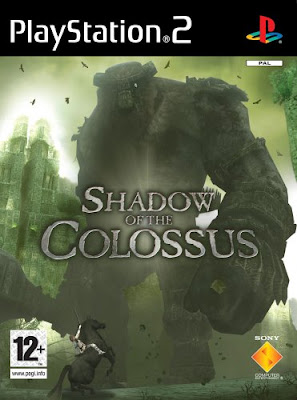 Shadow of the Colossus PS2 GAME ISO