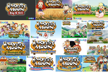 Download All Game Harvestmoon Collection Complete Series