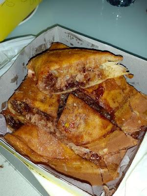 Martabak Nutella Keju Martabak Andir Bandung