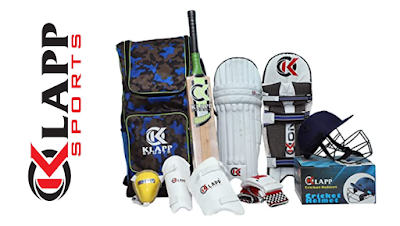 Klapp Champion Cricket Kit Includes All the Gear That You Need for Cricket