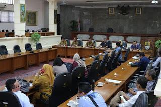 Dewan Kota Cirebon Kawal Program 100 Hari