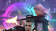 Cristiano Ronaldo Garena Free Fire 4k Wallpaper