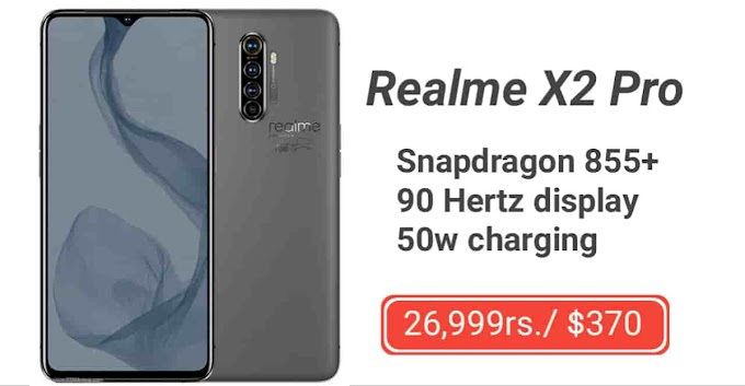 Realme X2 Pro specifications and Price