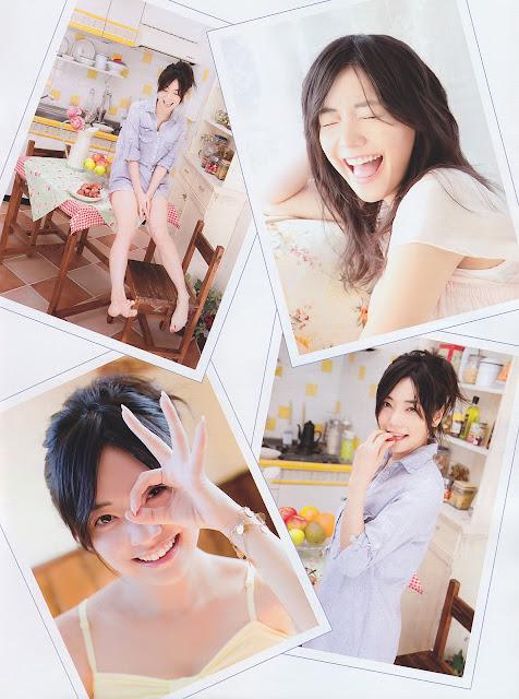 Kurashina Kana 倉科カナ FLASH Secember 2010 Pictures