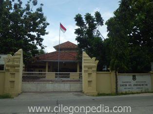Kantor Kecamatan Jombang