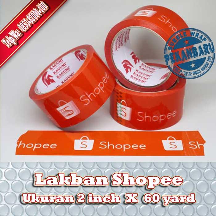 lakban Shopee di Pekanbaru, jual lakban Shopee di pekanbaru, lakban Shopee murah di pekanbaru