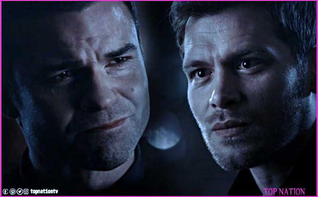 The Originals Klaus And Elijah Sacrifice Season 5