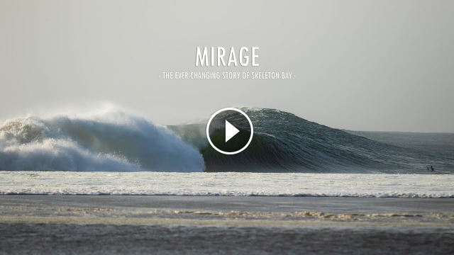 Mirage The ever-changing story of Skeleton Bay