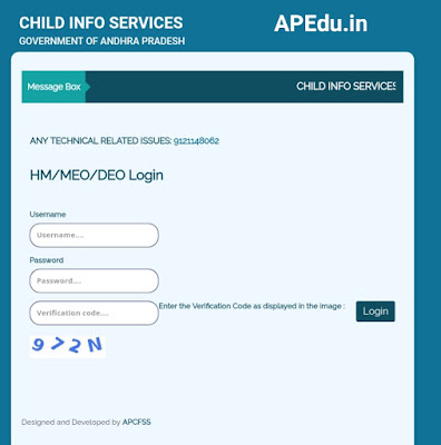 Baseline Test for students Studying Class 3rd to 9th Upload Students Levels in cse Website