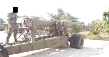 180 mm gun S-23 SAA 2015