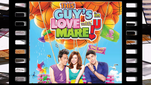 This Guy's In Love With U Mare! is a 2012 Filipino comedy parody film under Star Cinema and Viva Films.