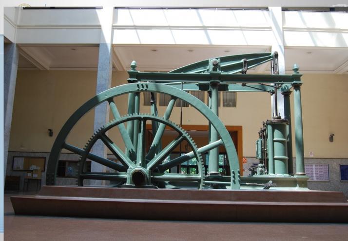 Alma de herrero la maquinaria de la revoluci n industrial - Maquinas de limpieza a vapor industriales ...