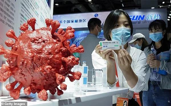 Terbongkar, China Suntik Puluhan Ribu Warga Sebelum Tes Vaksin Selesai