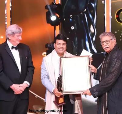 Bharat Jadhav Won Awards