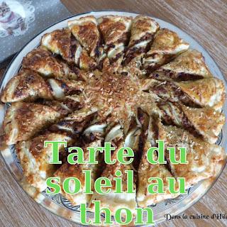 http://www.danslacuisinedhilary.blogspot.fr/2015/09/tarte-du-soleil-au-thon-dapres-Philippe-Conticini.html