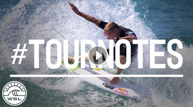 TourNotes Fine Tuning for Lower Trestles