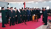 25 Anggota DPRD Kota Bima Masa Bhakti 2019-2024, Resmi Dilantik