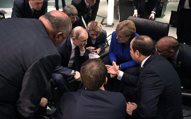 Η Τουρκία πήγε στη Λιβύη για να πάρει το Αιγαίο
